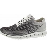 GABOR - Sneaker - grau kombi - weiss
