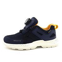 SUPERFIT - Sneaker - blau gelb