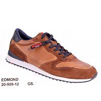 LLOYD - Edmond cigar - Sneaker - CIGAR
