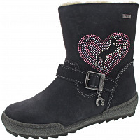 LURCHI - LIBY-TEX - Stiefel - CHARCOAL