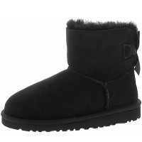 UGG - Mini Bailey Bow K - Boots - black