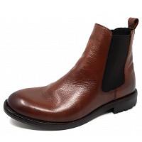 POELMAN - Chelsea Boot - cognac
