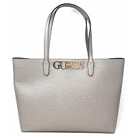 GUESS - GUESS Uptown Chic - Tasche - pewter