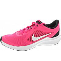 NIKE - Downshifter 10 (GS) - Sneaker - hyper pink-white-black