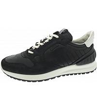 ECCO - Astir Black - Sneaker - BLACK/BLACK/BLACK/WH