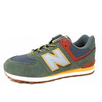 NEW BALANCE - 574 - Sneaker - 9 grün