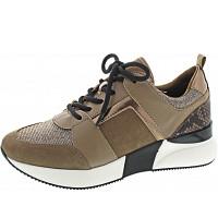 La Strada - Sneaker - taupe glitter