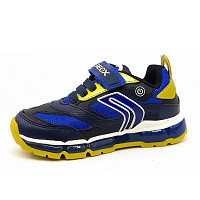 GEOX - J Android - Klettschuh - navy