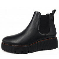 PAUL GREEN - Chelsea Boot - Black