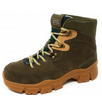 CAMEL ACTIVE - Trail Mid Lace Boot - Stiefel - burnt olive