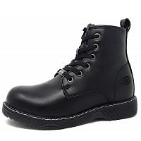 Dockers - Schnürstiefelette - 100 black