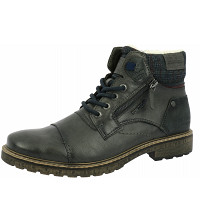 TOM TAILOR - Stiefel - coal