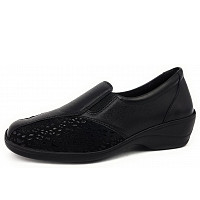 BELVIDA - Olga 54 - Slipper - Haley Black