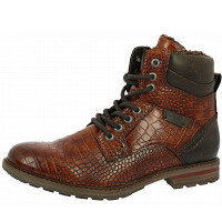 TOM TAILOR - Stiefel - mokka