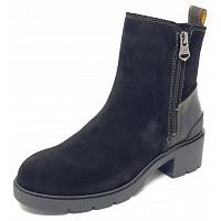 CAMEL ACTIVE - Leaf Mid Zipboot - Stiefelette - C00 black