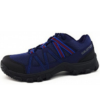 SALOMON - Deepstone W - Wanderschuh - crown blue