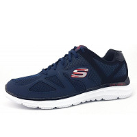 SKECHERS - Satisfaction - Sneaker - navy/ black