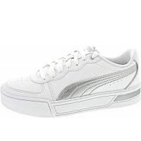 PUMA - Skye Slvr - Sneaker - white-silver-grey
