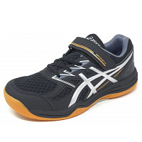 ASICS - Upcourt PS - Sportschuh - black/silver