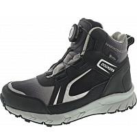 Dockers - Boots - schwarz-grau