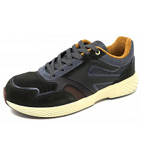 Camel Active - Fly River Low lace Shoes - Sneaker - black olive