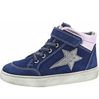 RICHTER - Sneaker - nauti/viole/silv/egg