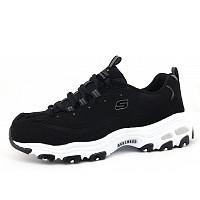 SKECHERS - D'Lites - Sportschuh - black