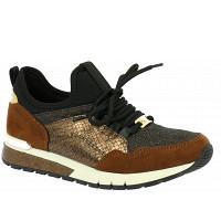 TOM TAILOR - Sneaker - brown