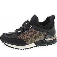 LA STRADA - Sneaker - combi brown-black