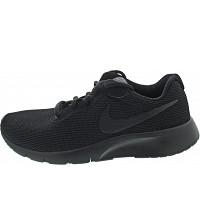 NIKE - Tanjun (GS) - Sneaker - black-black