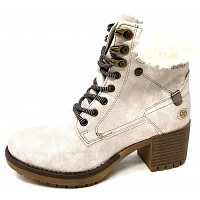 Dockers - Stiefel - ice-metallic