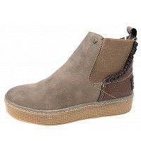 DOCKERS - Stiefel - taupe