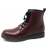 DOCKERS - Stiefelette - bordo
