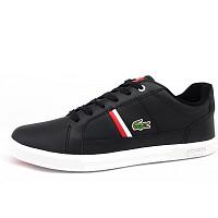 LACOSTE - Euroa - Sneaker - black