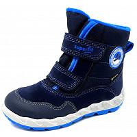 SUPERFIT - Stiefel - blau blau WF