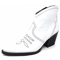 PAUL GREEN - Stiefelette - white