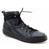 CAMEL ACTIVE - Bowl denim black - Boots - black