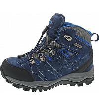 CMP - Kids Arietis Trekking - Wanderstiefel - black blue