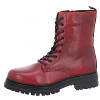 Iber Shoes - Schnürstiefel - rot