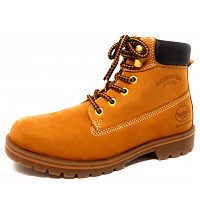 DOCKERS - Boots - golden tan