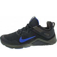 NIKE - Legend Essential - Sneaker - black-racer blue