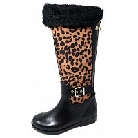 GUESS - Cicely - Stiefel - leopard