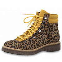 TAMARIS - Stiefel - leo yellow