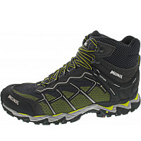 MEINDL - Houston Mid GTX - Wanderstiefel - lemon-graphit
