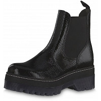 Tamaris - Chelsea Boot - 018 black patent