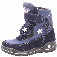 RICOSTA - Texboots - blau