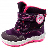 SUPERFIT - Stiefel - lila rosa WF