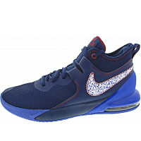 Nike - Air Max Impact - Sportschuh - blue viod-white-red