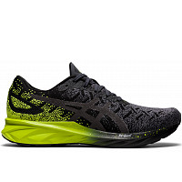 ASICS - black/lime zest