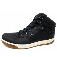 Ecco - Byway Tred - Stiefel - black moonless